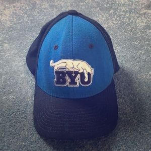 BYU youth baseball cap